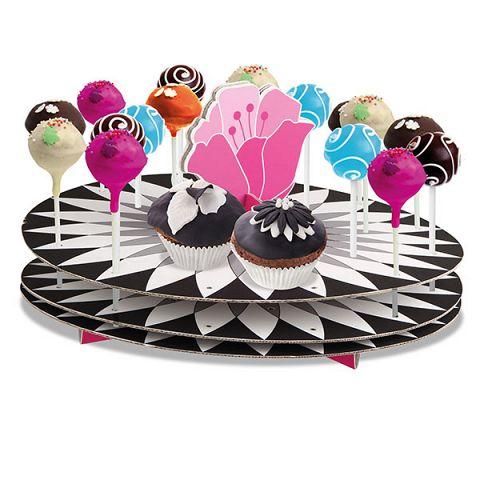 cake pops cupcake st nder. Black Bedroom Furniture Sets. Home Design Ideas